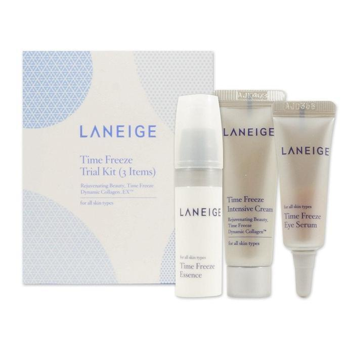 LANEIGE TIME FREEZE TRIAL KIT (3 ITEMS) - COSME18