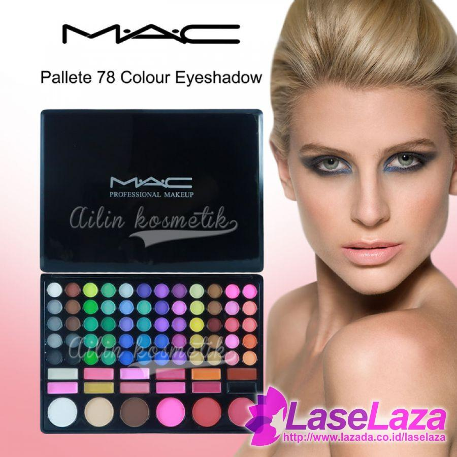 MAC PALLETE EYESHADOW 78 WARNA