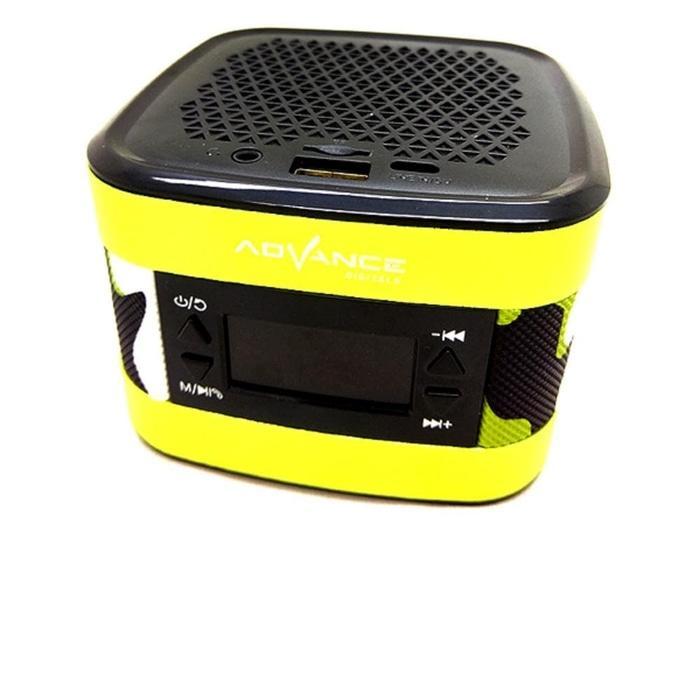 PROMO Speaker Mini Bluetooth Advance R3 + FM Radio TERLARIS