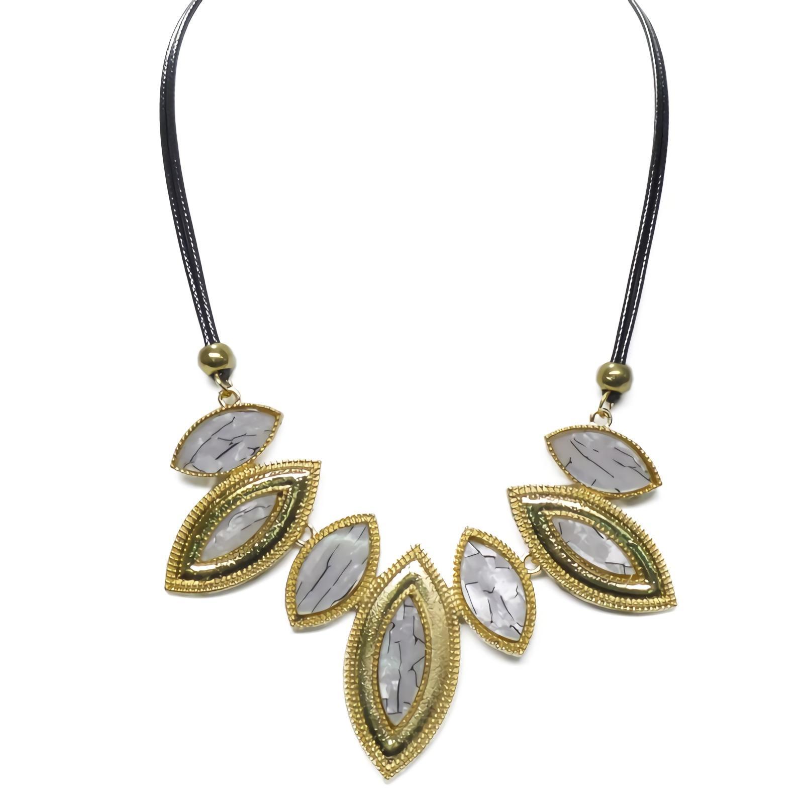 Ofashion Aksesoris Kalung Xx Ca 1702k020 Modern Necklace Accessories Source · OFASHION Aksesoris Kalung CA 180314