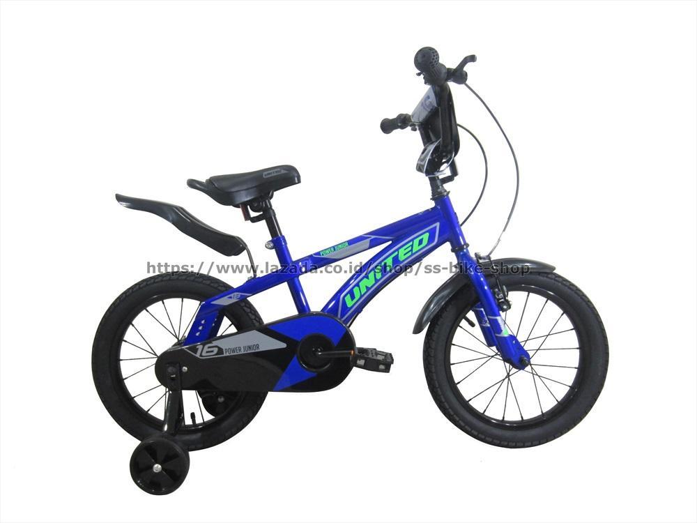 Sepeda Anak United Power Junior (8) 16″