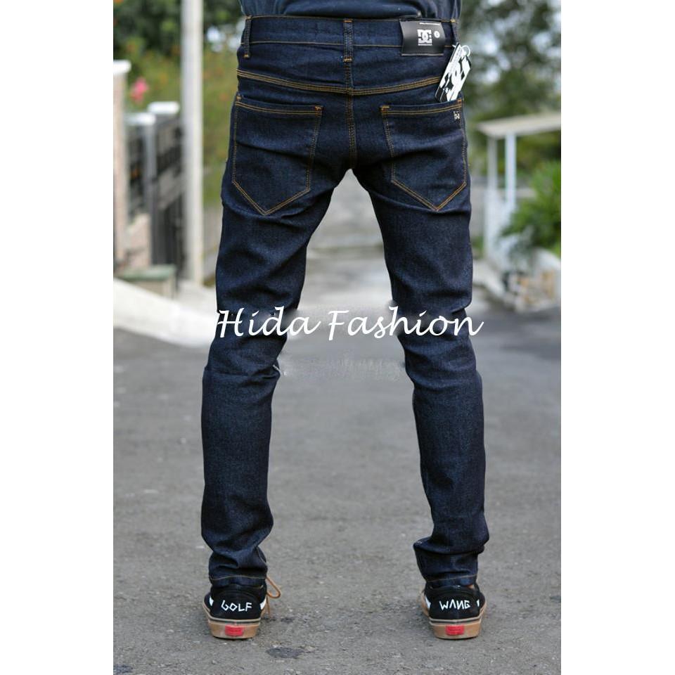 Celana Pria Unik Termurah Oktober 2018 Promo Market Indonesia Kerja Bahan Formal Panjang Hr 832 Jeans Dc Blueblack Lidfkj