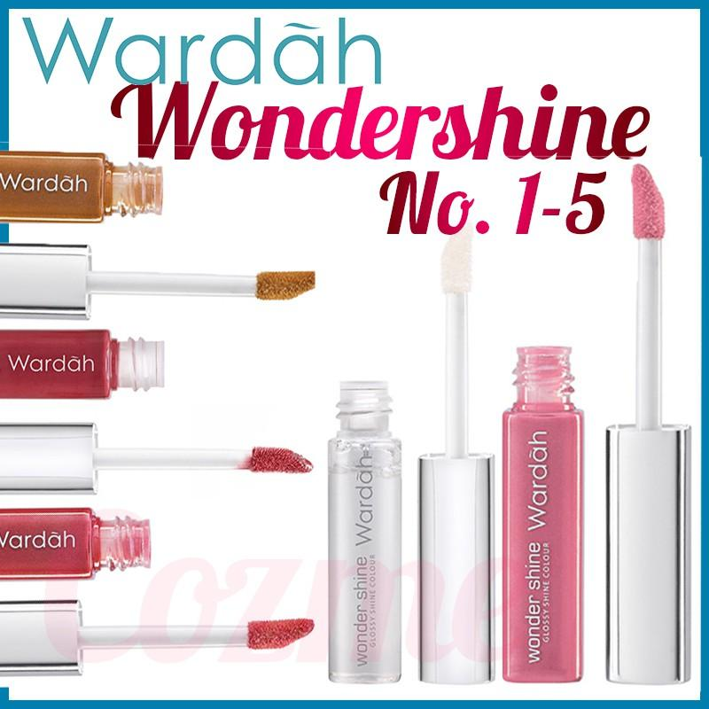 Wardah Wonder Shine No1-5