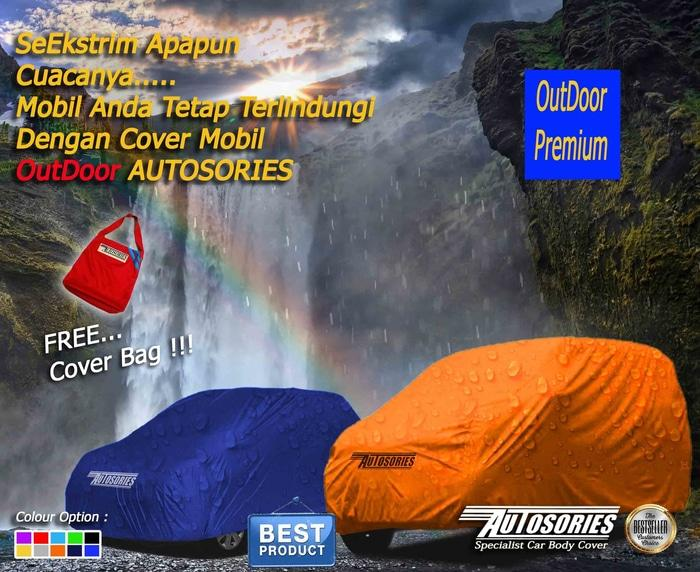 Cover Mobil Trax / Chevrolet Trax / Premium OutDoor / Warna Polos - rELuqR