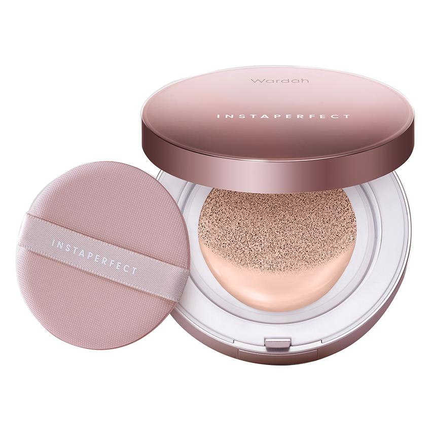 [Lazada Exclusive] Wardah Instaperfect MINERALIGHT MATTE BB Cushion SPF 29 PA+++