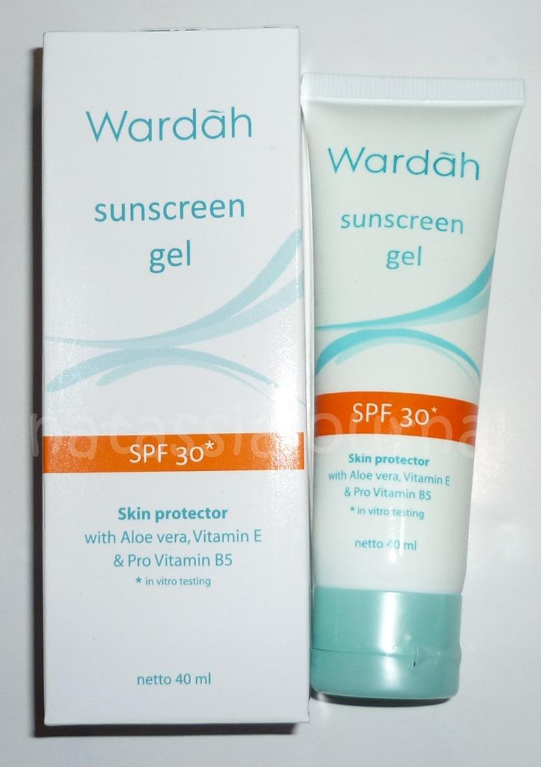 Cek Harga Baru Wardah Sun Care Sunscreen Gel Spf30 40 Ml Terkini Essential Facial Wash