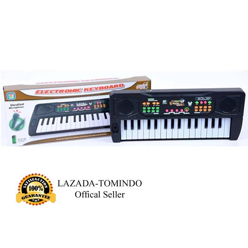Tomindo Electronic Keyboard   Mainan Anak   Mainan Musik   Mainan Piano --  I486179   76d7532596