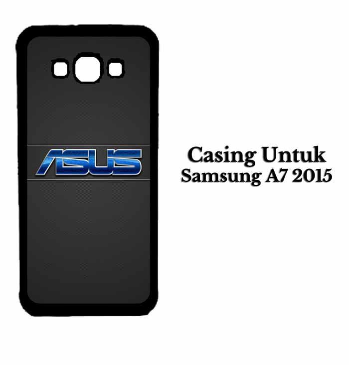 Casing SAMSUNG A7 2015 Asus Logo Hardcase Custom Case Se7enstores
