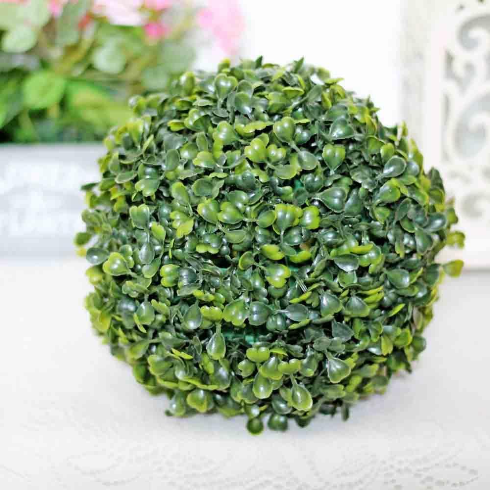 Beli Bola Rumput Sintetis Artificial Buatan Ball Plastik Grass 30cm Biji Lapangan 15cm B