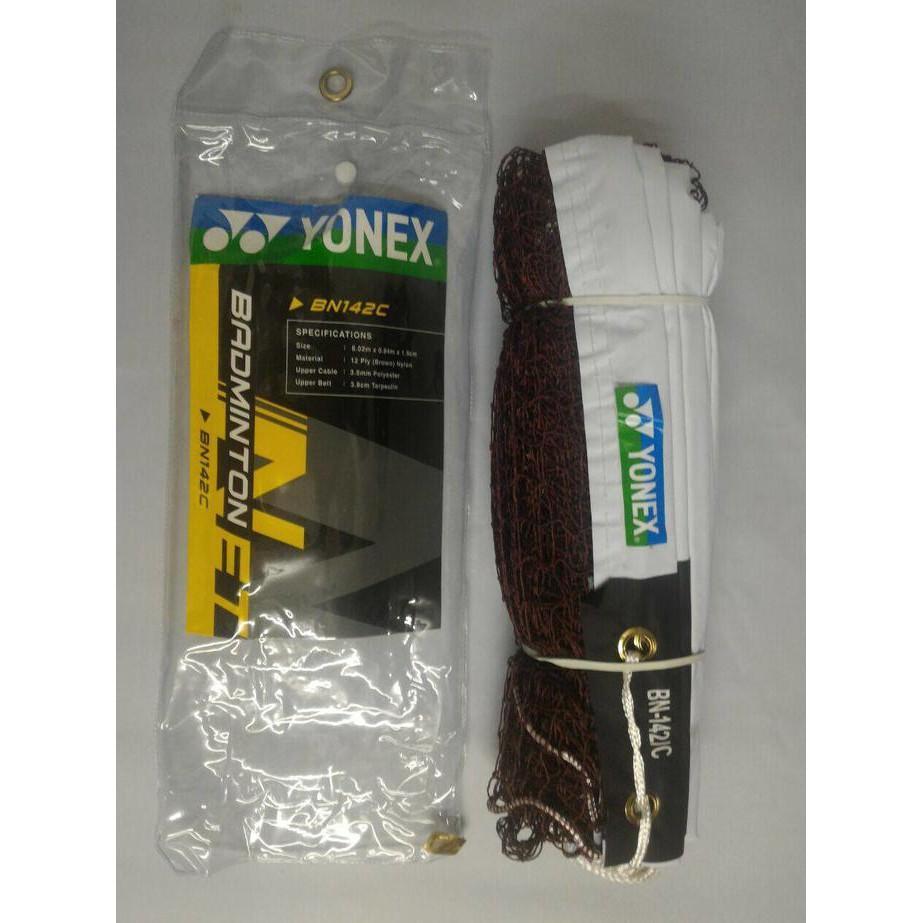 BARU NET BULUTANGKIS  YONEX BN142C / NET BADMINTON YONEX BN142C (ORI) JUAL