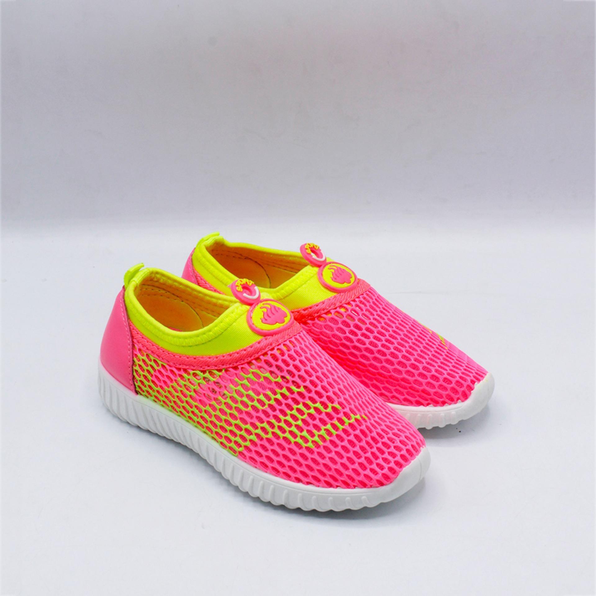 Cek Harga Baru Sport Sepatu Sneakers Anak 1604 264 A6 Peach Size 16 Sandal Laki 306 Brown 26 31 1608 07 36