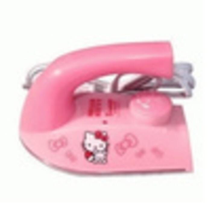 Termurah Dan Terlaris Setrika Mini Kecil Helo Kitty. Hello Kiti