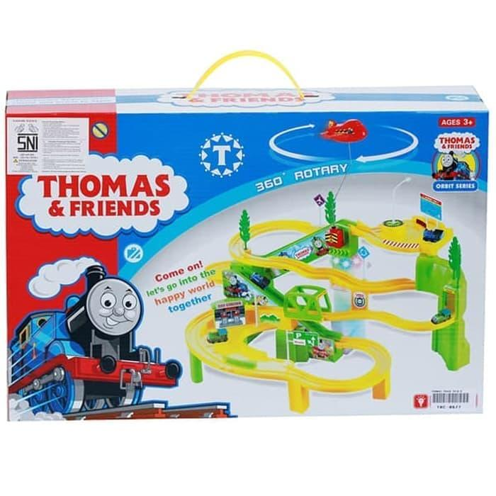 PALING DICARI THOMAS & FRIENDS TRAIN SET A333-170 TERLARIS