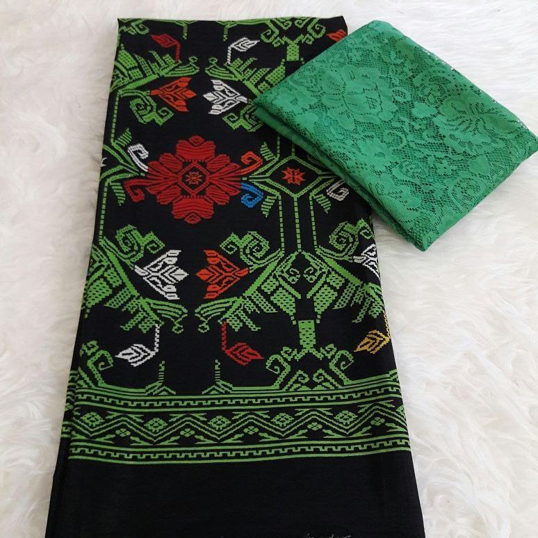 sixmo - setelan kain satin songket karisma batik bali dan brokat lembaran bahan kebaya kutubaru kebaya pesta kebaya modern kebaya pengantin bahan rok lilit