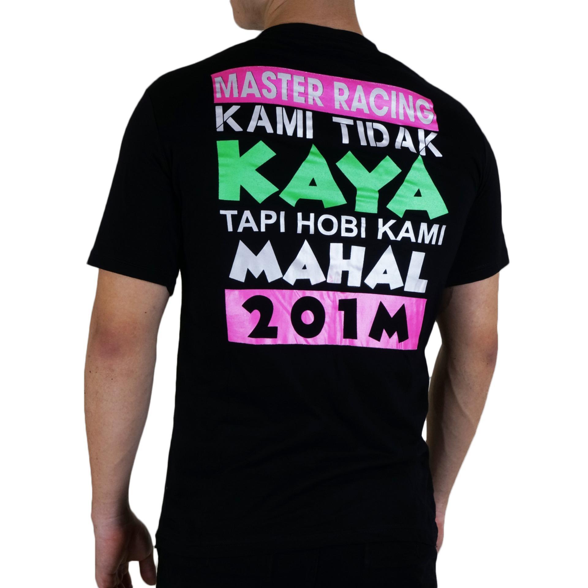 Detail Gambar Vanwin Kaos T Shirt Distro kaos Pria Tshirt Pria Distro Pria Baju Pria Premium Racing Cartoon Gaspoll Hitam Terbaru