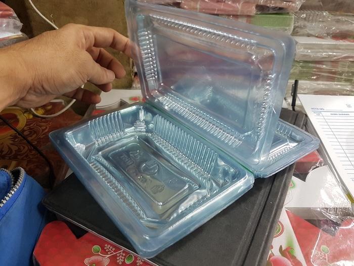 Kotak Mika GX3 / 1 pak 100 pc / Buat kue dan makanan