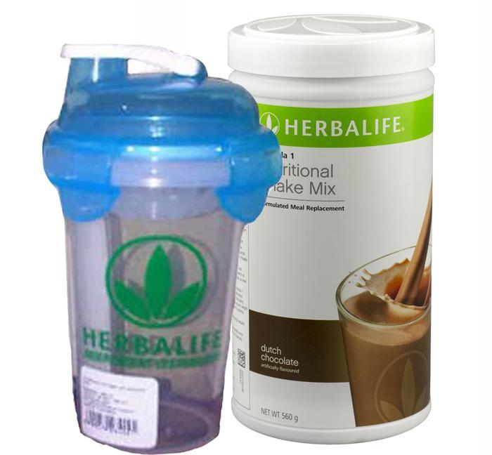 herbalife#shake#ORI shake coklat + shaker