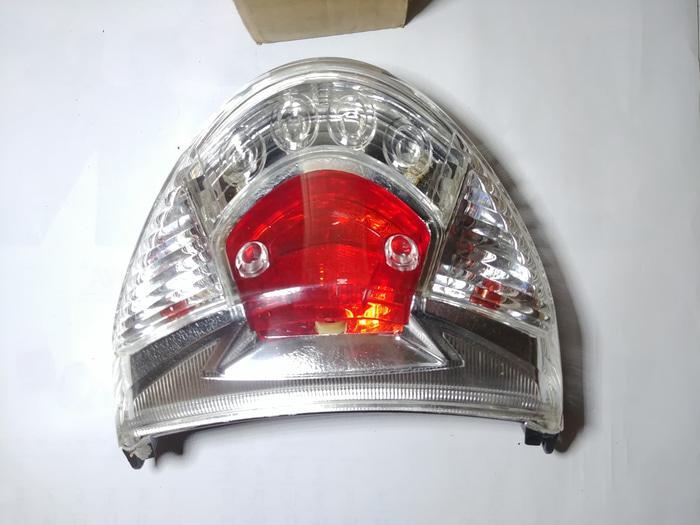 Stoplamp & Lampu Stop Jupiter Z Lama LED Merk TGP High Quality