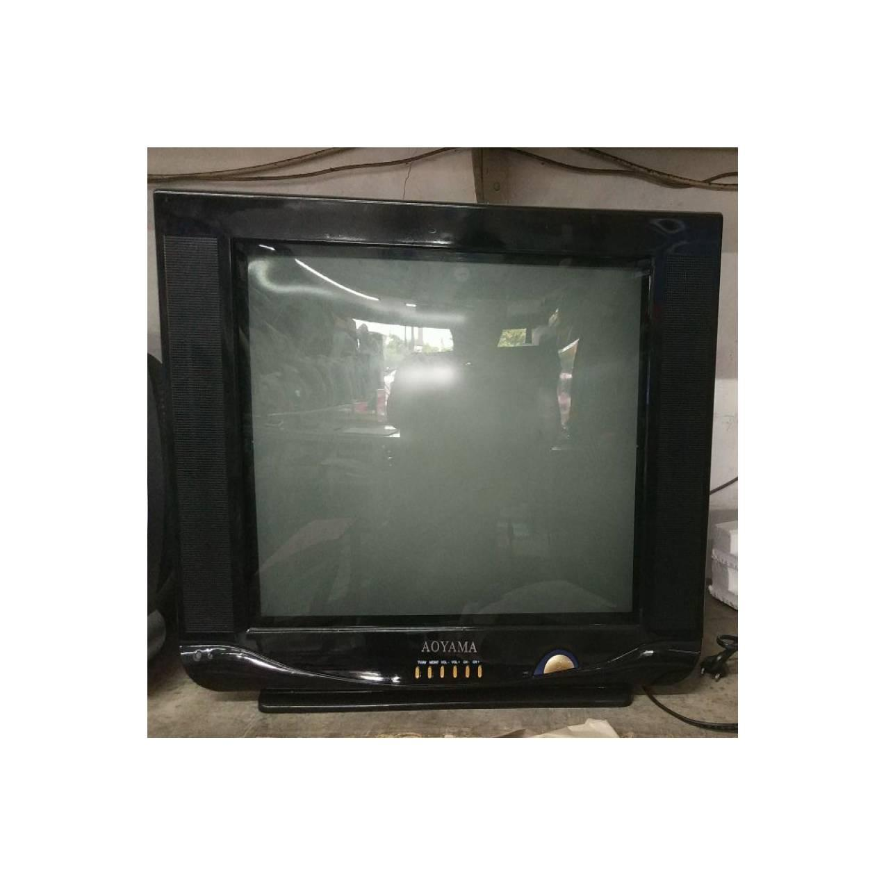 TV Tabung Aoyama UltraSlim Flat 21