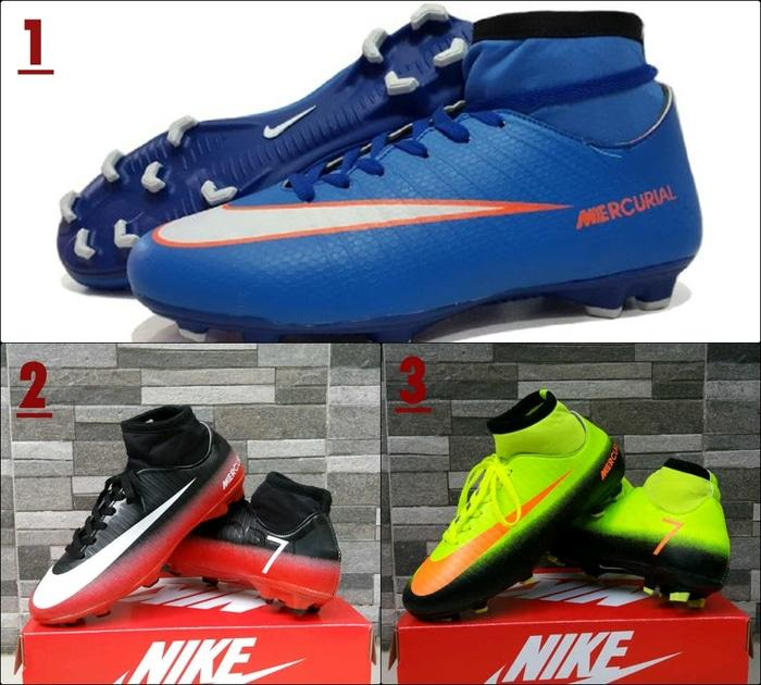 Sepatu Bola Nike Hypervenom Original Vietnam Sepatu Pria