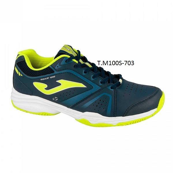 Joma Master 1000 Men 703 Navy Sepatu Tenis
