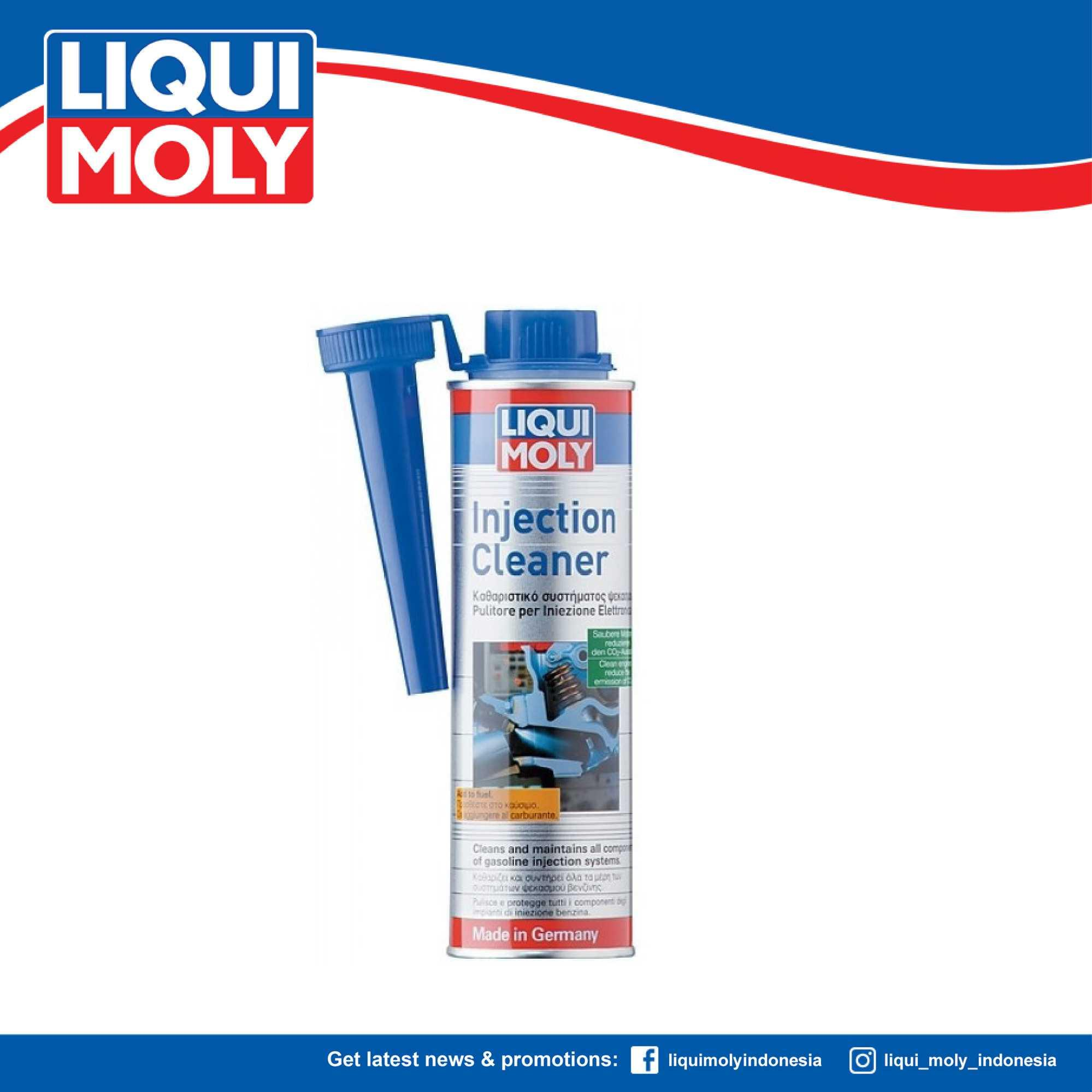 Liqui Moly Injection Cleaner 300 ML - 1803