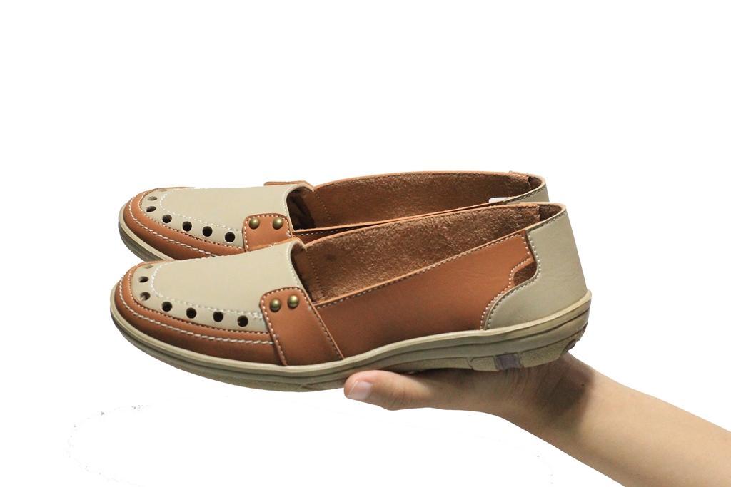 Sepatu Kickers Wanita Casual Flat Kerja