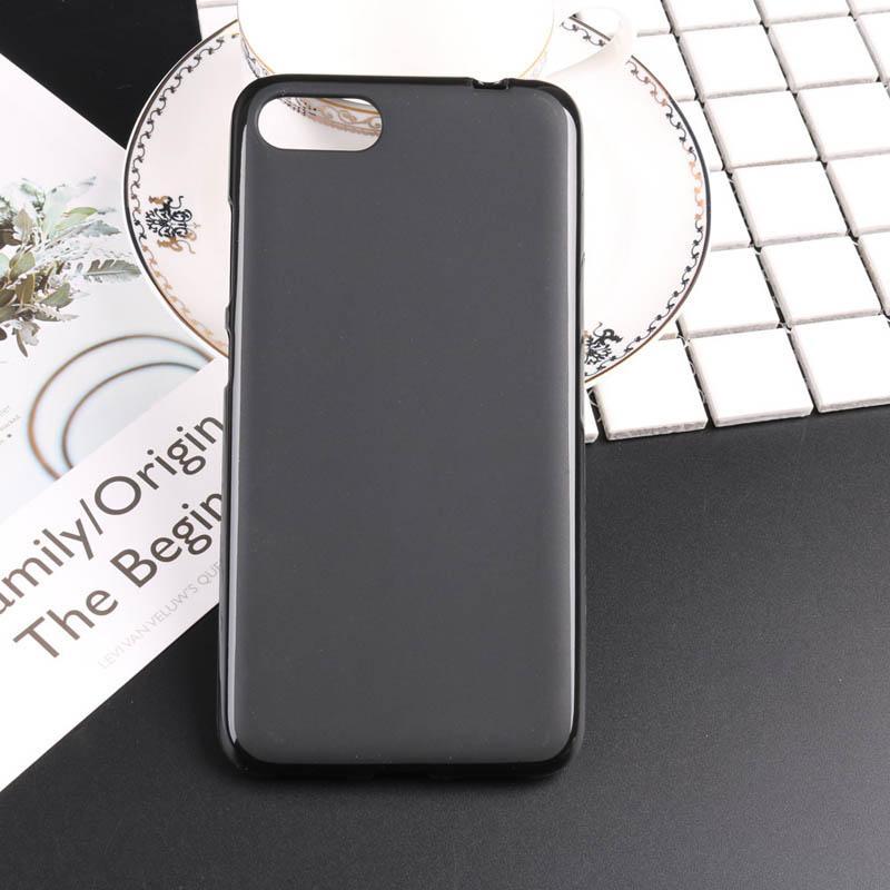 Case Slim Black Matte Asus Zenfone 4 Max Pro 5,5 inch- Black Doff