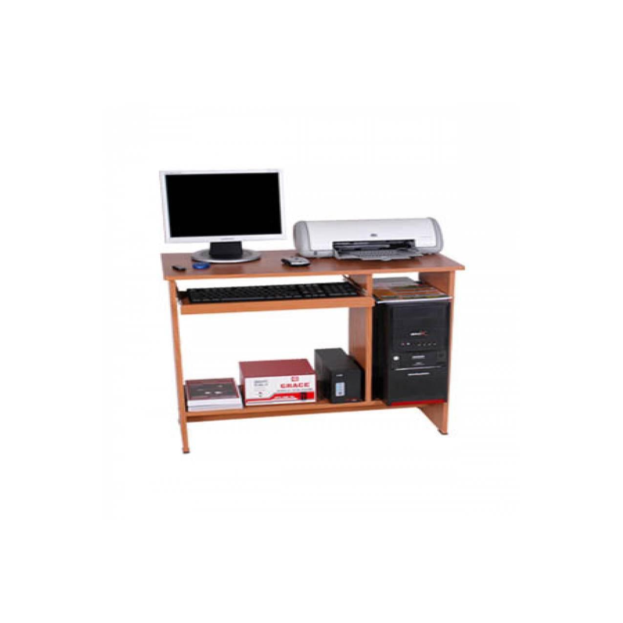 GRACE MEJA kerja kayu minimalis laptop KOMPUTER CD 280
