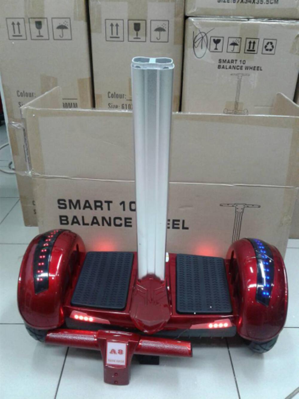 Mini Segway Ban Angin 10inch & Self Balance Car & Hoverboard & Smart Balance ...