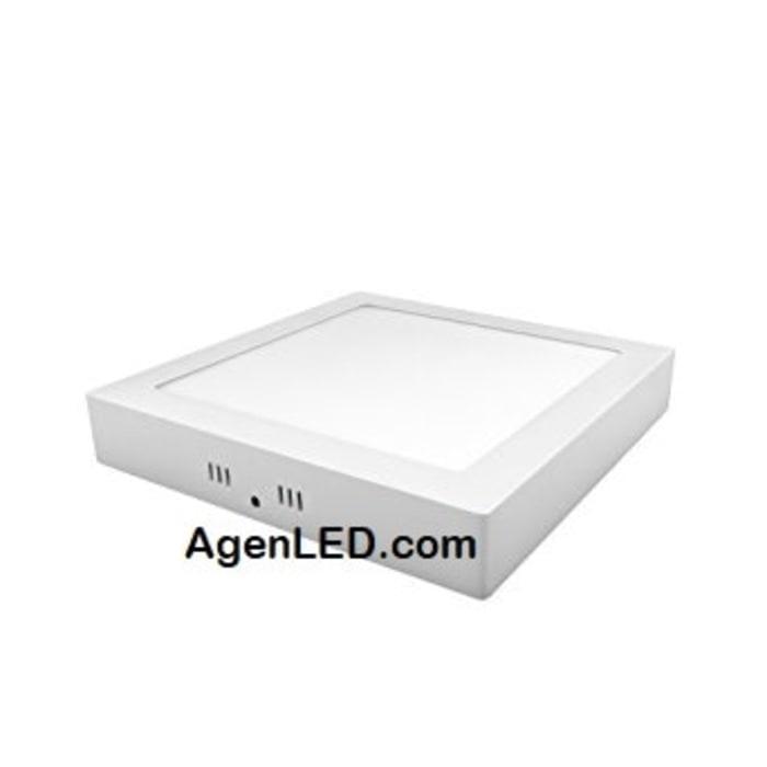 Lampu downlight LED Panel Outbow Kotak 24W Putih 24 W Watt 24Watt HQ
