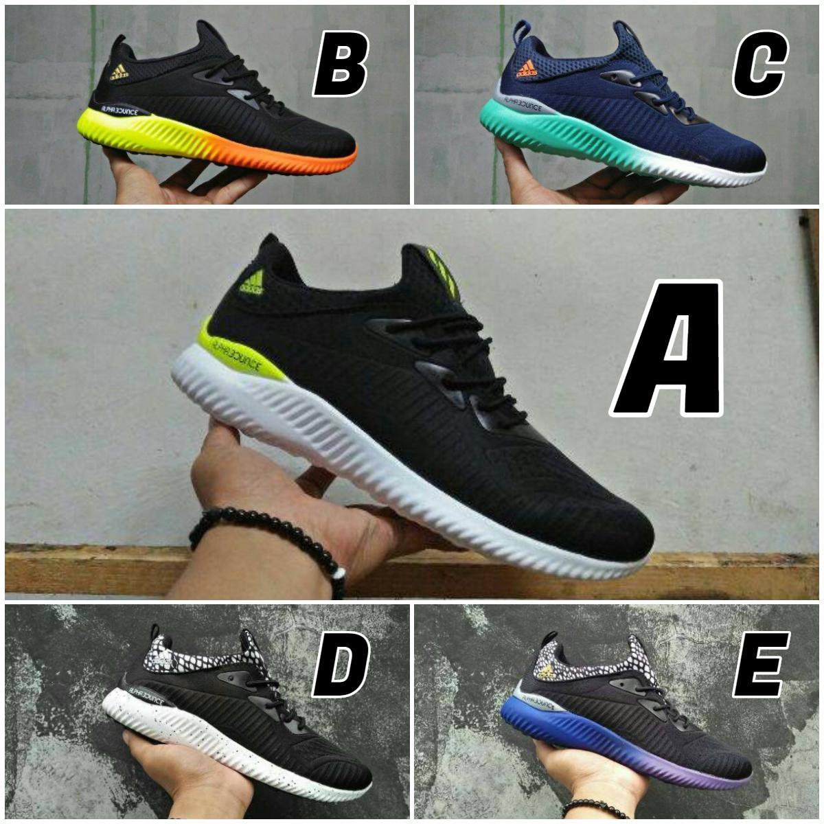 Cek Harga Baru Sepatu Olahraga Pria Sepatu Sport Sneakers Pria ... 0f39a1f9bb