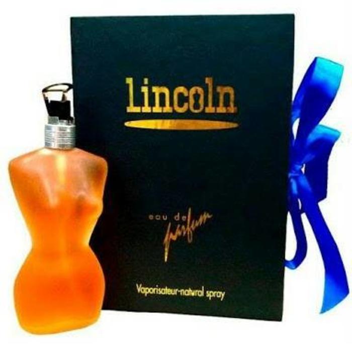 Parfum Wanita Lincoln Box EDP Berkualitas - 100ml