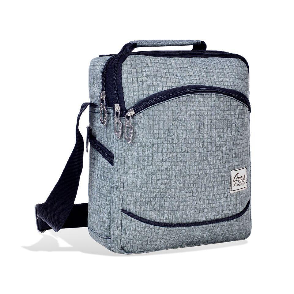 ... Tas Selempang Classic Canvas Gress (polo series) Messenger Shoulder Bag 9014 - 10 ZV ...