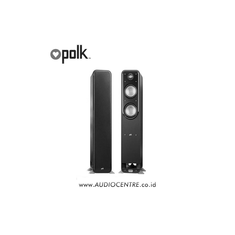 Polk Audio Signature S50 Floor-standing speaker (Black)