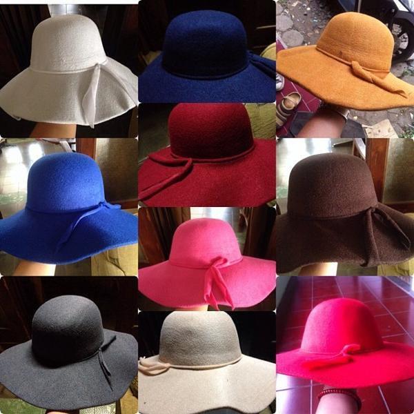 MURAH Floppy Hat Topi Pantai Wanita c37ebd7079