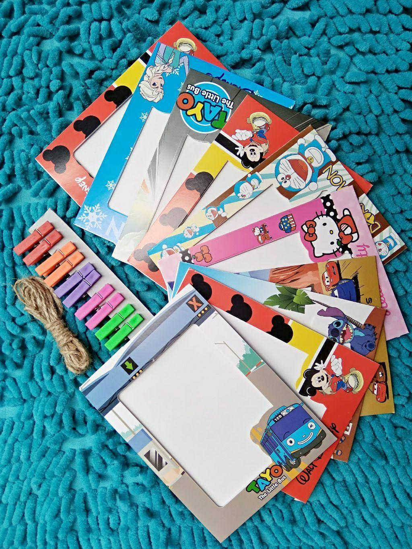Ikea Tolsby Bingkai Foto Frame For 2 Pictures Minimalis 21 X 12 Cm Nyttja Hitam 25x34cm