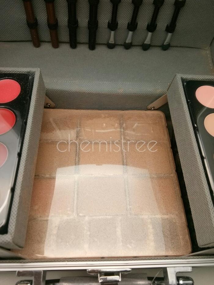 ... Palette Eyeshadow Blush Lipliner Eyebrow Pencil Pilihan Case Cantik - 4