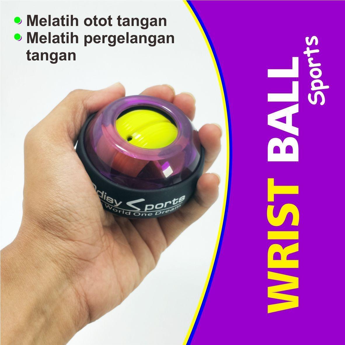 Cek Harga Baru Weitech Alat Latihan Kekuatan Tangan Wrist Ball Power Exerciser Melatih Pergelangan 5