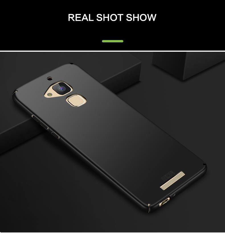 BABY SKIN Asus Zenfone 3 Max 5.2 Inch ZC520TL Hard Case Casing Back Cover Ultra Thin Slim Matte Dof