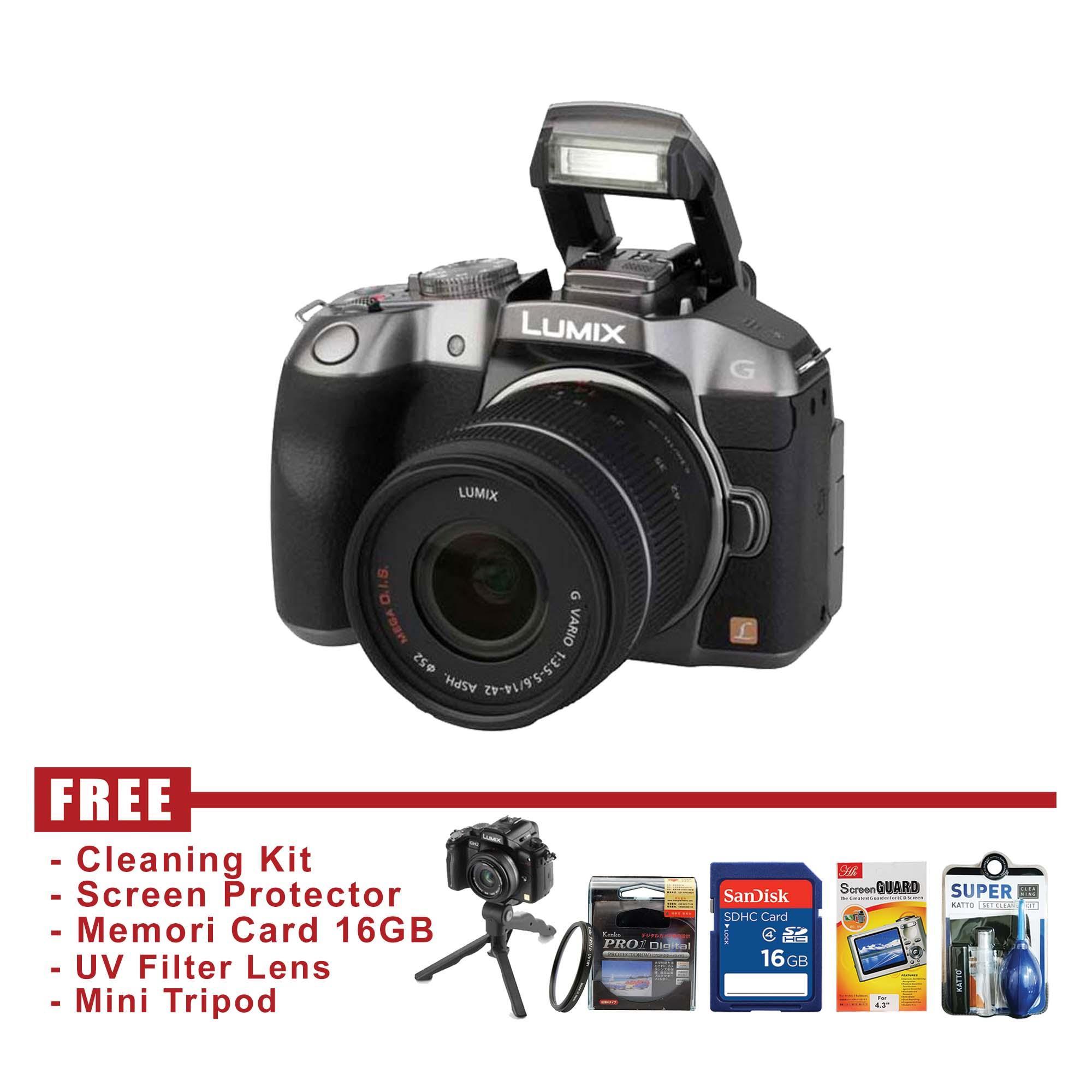 Beli Panasonic Dmc Store Marwanto606 Lumix Dc Gf9 Kit G Vario 12 32mm F 35 56 Orange G7k 14 42mm Mega Ois Kamera Mirrorless Silver Free