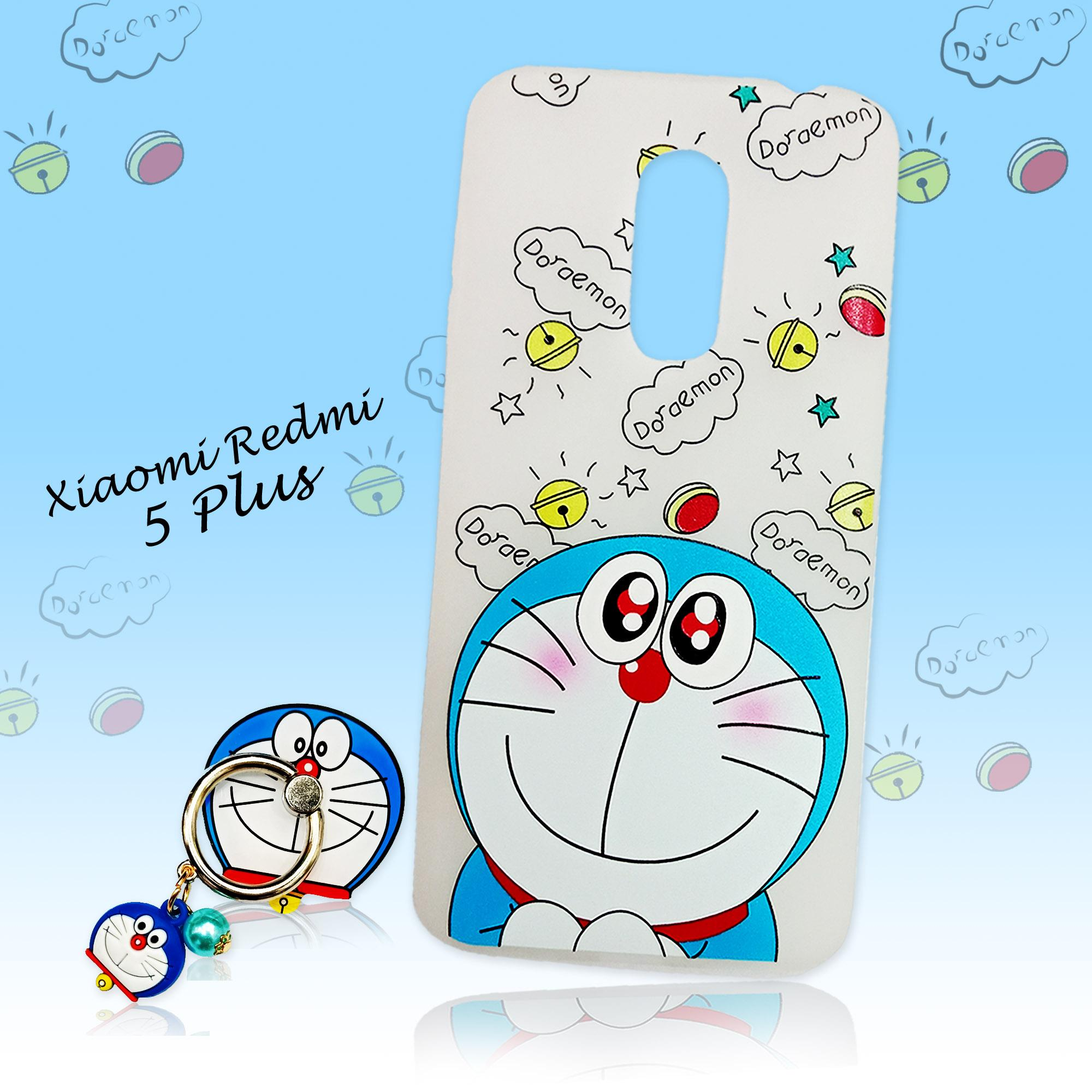 Fitur Marintri Case Xiaomi Redmi 5 Plus New Iring Doraemon Ume Note 2 Hitam Casemurah Id8
