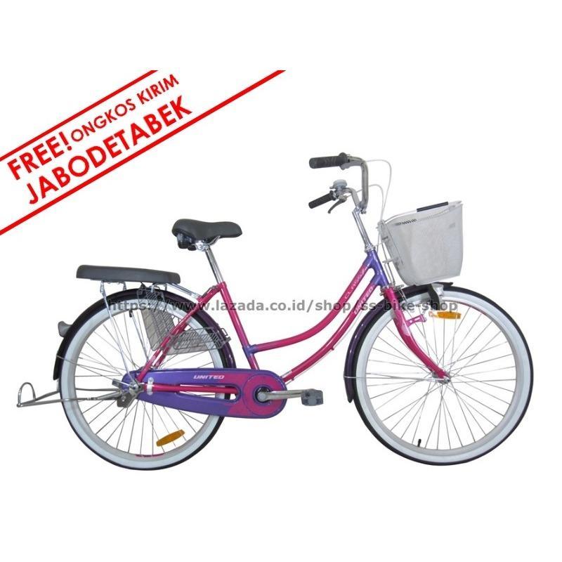 Sepeda Keranjang United Class X (8) 20