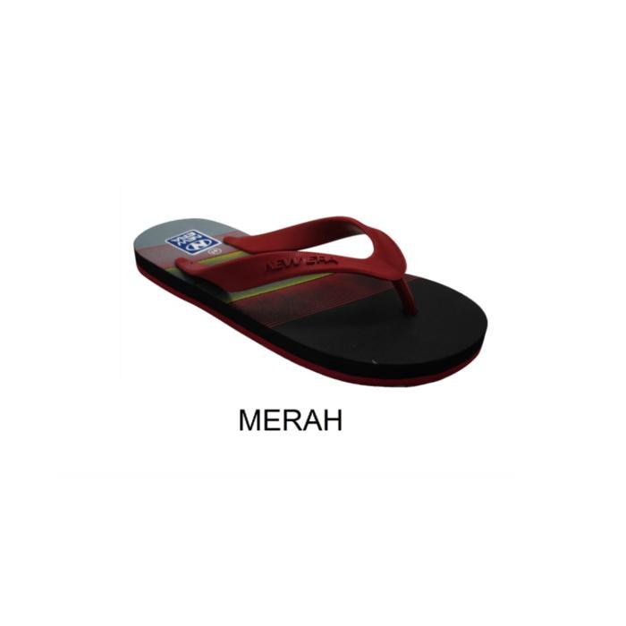 New Era Sandal Jepit Pria Flipflop - Texas