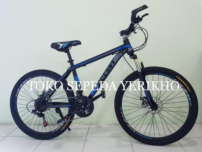 Sepeda Gunung MTB 26 Odessy Challenger - DQb27k