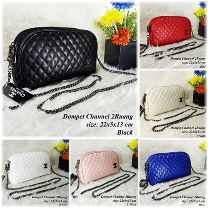 Dompet Import!! Dompet Channel 2Ruang