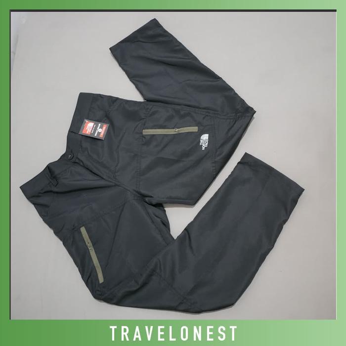 Celana Gunung The North Face Quickdry - TNF Outdoor Long Pants Black - ny1GqA