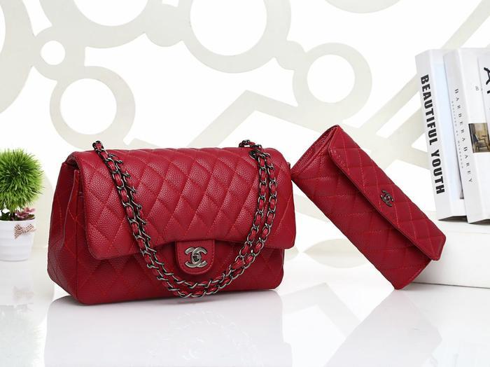 Tas Wanita Branded Import CHANEL YUNI SHARA 2610 MURAH