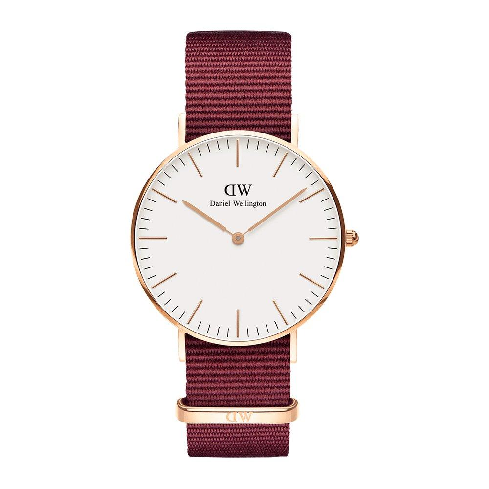 Daniel Wellington Classic Roselyn white Series 36mm - Jam Tangan Unisex