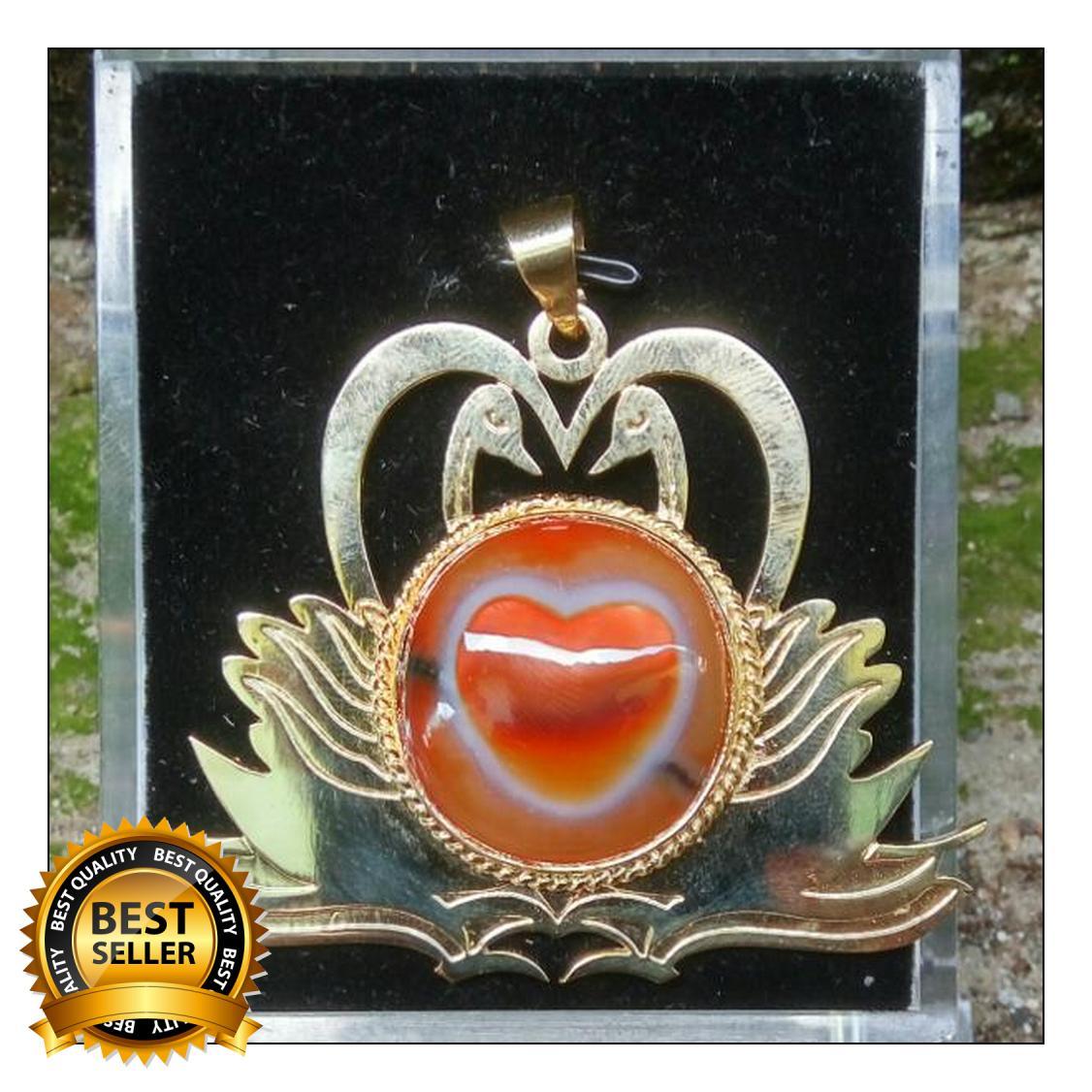 Kalung Batu Coral Gajah Menong. Source · Liontin Motif LOVE HEART Super .